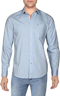 Men's Long Sleeve Button Down Shirt in Classic Fit