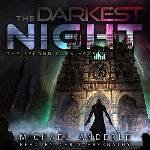 The Darkest Night cover art
