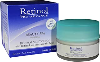 Retinol Pro Advanced Beauty SPA Renewal Night Cream with Retinol and Hyaluronic Acid