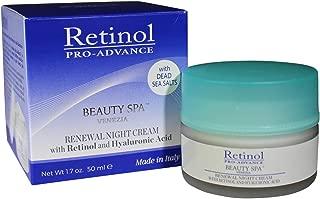 Retinol Pro Advanced Beauty SPA Renewal Night Cream with Retinol and Hyaluronic Acid