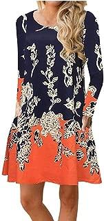 floral sweater dress