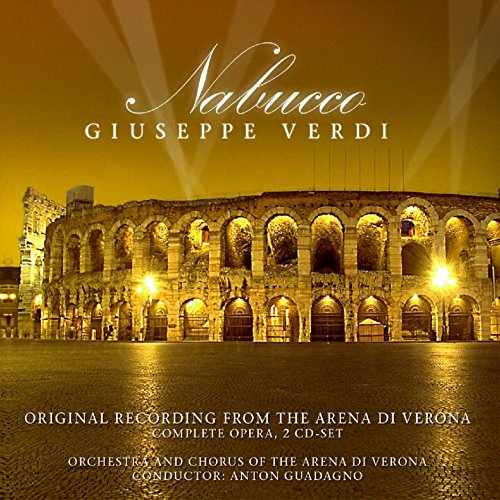 Nabucco: Orig. Rec. Arena Di Verona (2 CD)