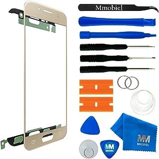 MMOBIEL Kit de Reemplazo de Pantalla Táctil Compatible con Samsung Galaxy A3 A320 (2017) Series (Oro) Incl. Herramientas