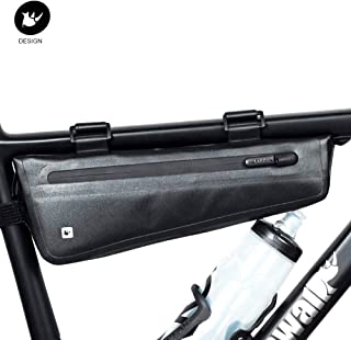 Rhinowalk Bike Bag Bike Frame Bag Waterproof Bike Triangle Bag Bicycle Pouch Under Tube Bag Professional Cycling Accessories