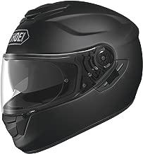 Shoei Solid GT-Air Street Bike Racing Motorcycle Helmet - Matte Black/Medium
