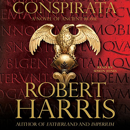 Conspirata audiobook cover art