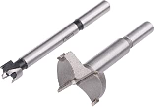 UK Drills 4.1mm HSS Fully Ground HSS Double End Stub Drill Bits x 10pcs