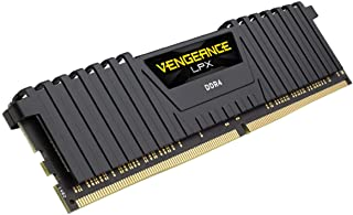 Corsair Vengeance LPX 16GB (1x16GB) DDR4 3000MHz C15 Desktop Gaming Memory Black