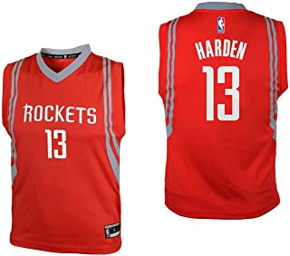 Outerstuff NBA Replica Player Jersey-Road, James Harden, Youth Boys Small(8)