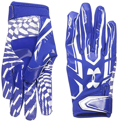 Under Armour Boys' Youth F5 Football Gloves
