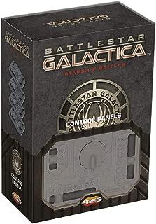 Battlestar Galactica Starship Battles Accessory Pack: Set of Additional Control Panels