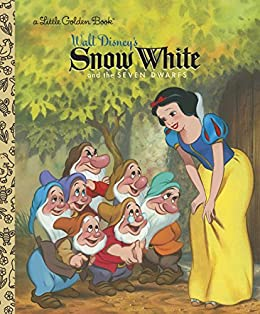 Snow White and the Seven Dwarfs (Disney Classic) (Little Golden Book) by [RH Disney]
