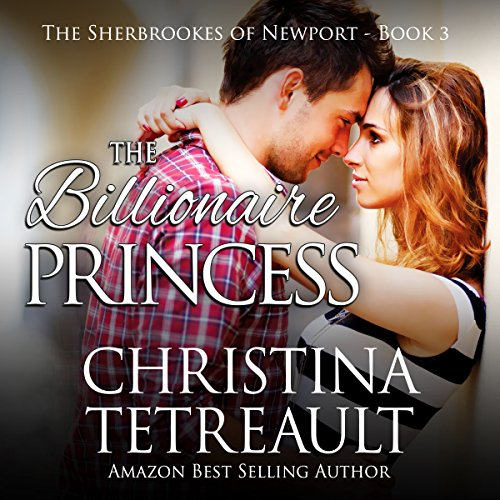 The Billionaire Princess audiobook cover art