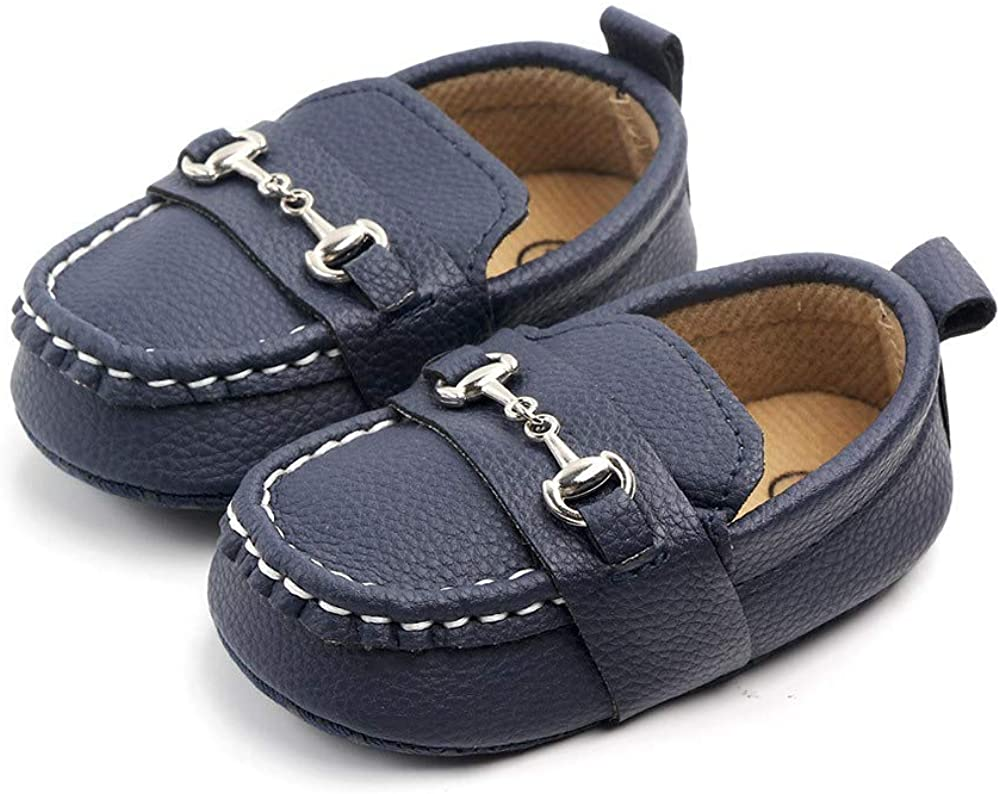 Tampa Mall QIETION Baby Girls Boys Loafers Newborn Al sold out. Cute Crib Prewal Shoes