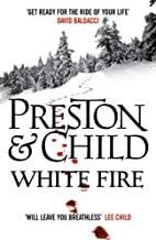 White Fire (Agent Pendergast Series Book 13)