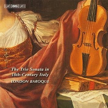 The trio sonata in 18th century italy