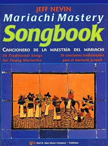 128B - Mariachi Mastery Songbook - Guitarron (Cello & Bass / Chelo & Contrabajo)