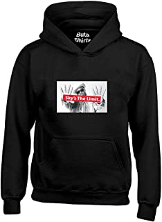 Hip Hop Legend Biggie - Sky The limit Unisex Hoodie