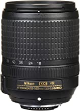 Nikon AF-S DX NIKKOR 18-140mm f/3.5-5.6G ED Vibration...