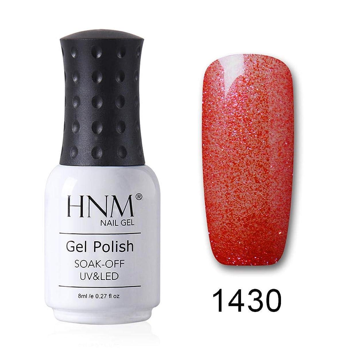 ファブリック提案する激怒HNM ジェルネイル カラージェル 1色入り 8ml【全76色選択可】