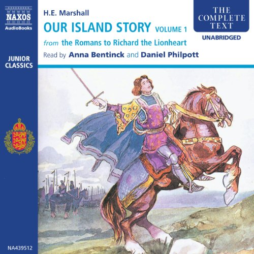 Our Island Story, Volume 1 cover art