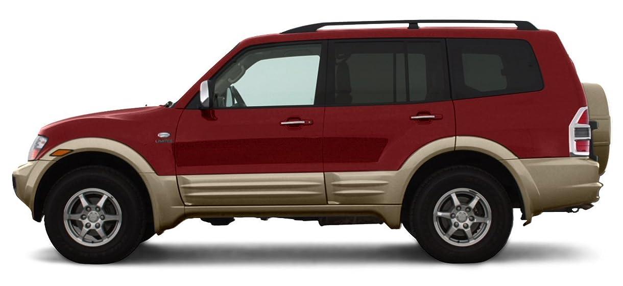 Amazon Com 2002 Mitsubishi Montero Reviews Images And Specs Vehicles