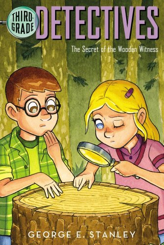 The Secret of the Wooden Witness (8) (Third-Grade Detectives)