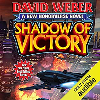 Page de couverture de Shadow of Victory