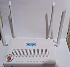 DBC Technology Dual Band XPON (GPON EPON) Voice + WiFi + Telephone 1200Mbps ipv6 Ready WiFi (a/b/g/n/ac) Subscriber End Eq...