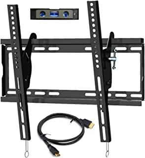 Everstone Universal Tilting TV Wall Mount for 23-55