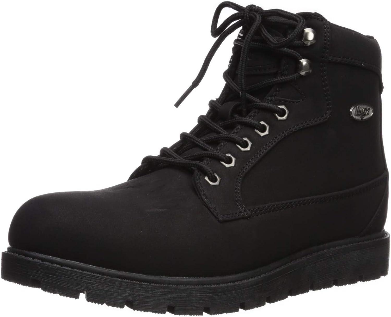Lugz Mens Bedrock Hi Fashion Boot