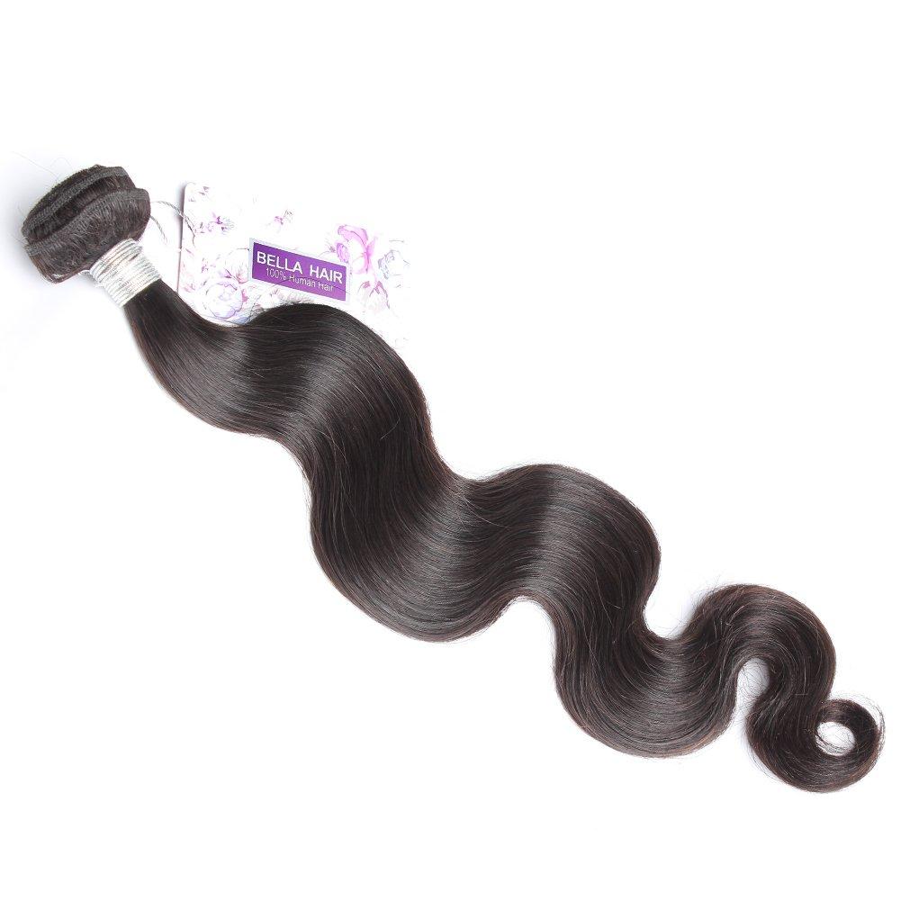 Bella Hair 100% Remy Virgin 8-34inch Natural shopping Col Brazilian mart