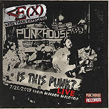 Is This Punk?