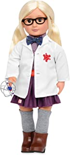 Our Generation Amelia Professional Inventor Doll