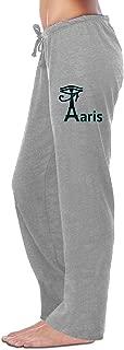 Kim Women's Sweatpants Paris Eyes Ash