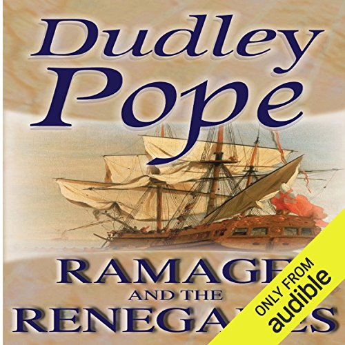 Ramage and the Renegades audiobook cover art