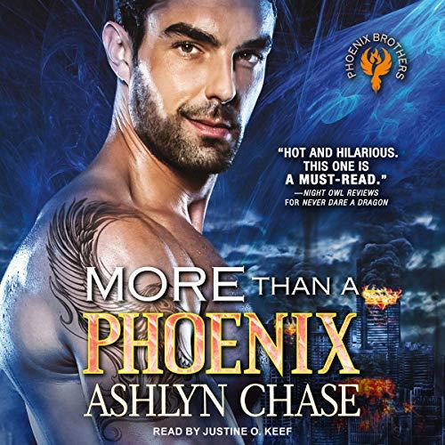 More Than a Phoenix Titelbild