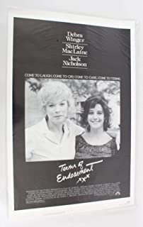 1983's Terms Of Endearment One Sheet Movie Poster 830116