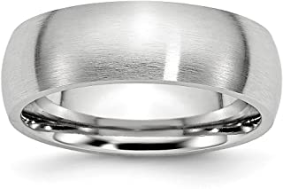 chromium wedding band