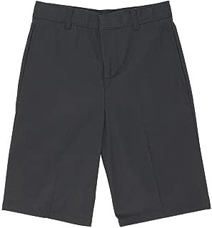 grey shorts school uniform