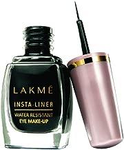 Lakme Insta Eye Liner, Black, 9ml