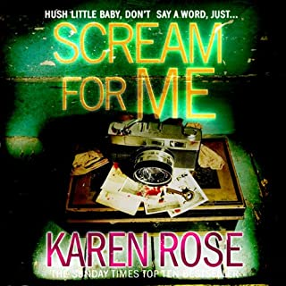 Scream for Me cover art