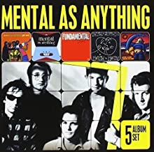 5 Album Set by MENTAL AS ANYTHING (2015-10-21)