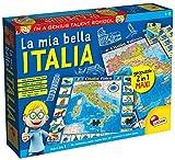 Lisciani Giochi I'm a Genius Geopuzzle la Mia Bella Italia...