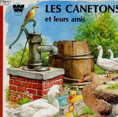 LES CANETONS ET LEURS AMIS, MA PETITE FERME
