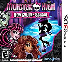 Monster High New Ghoul in School 3DS - Nintendo 3DS