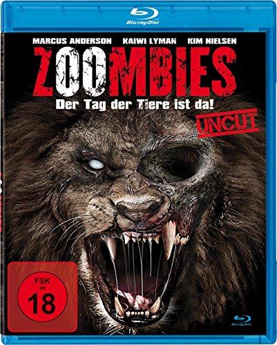 Zoombies - Der Tag der Tiere ist da (uncut) [Blu-ray]