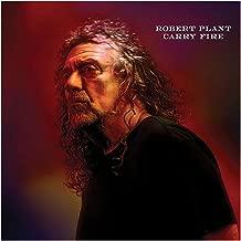 Robert Plant-Carry Fire Exclusive Gold Vinyl