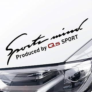 per Audi Q5 FSXTLLL Auto Adesivi Decorativi per Gonna Adesivi