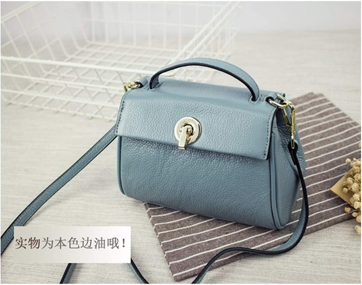 XUZISHAN Lady Leder Bag Single Schulter- Schulter- Schulter- Messenger Crossbody Fashion Handtasche Kreuz Square B07L2X4WBW 72f81b